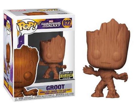 Groot #622 - Gardians of the Galaxy Entertainment Earth Exclusive