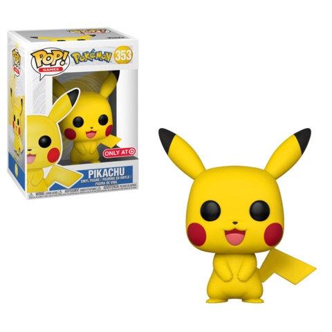 Pikachu #353 Funko Pop