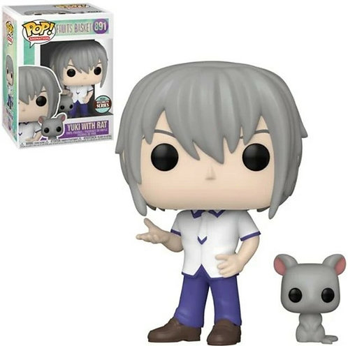 Yuki with Rat #891 - Fruits Basket Specialty Series