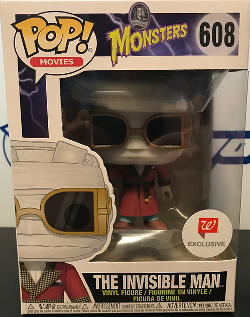 The Invisible Man #608 - Monsters Walgreens Exclusive