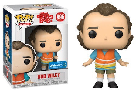 Bob Wiley #996 - What about Bob? Walmart Exclusive