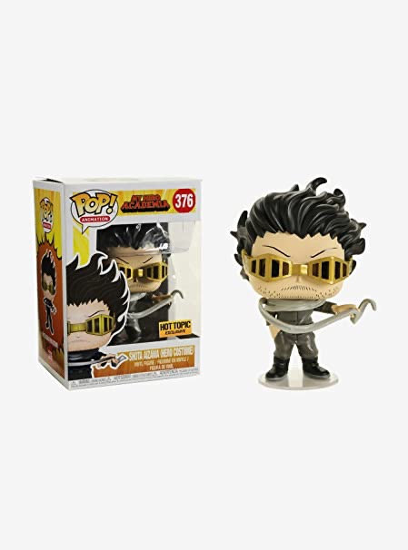Shota Aizawa #376 - My Hero Academia Hot Topic Exclusive