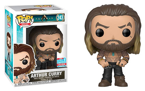 Arthur Curry #243 - Aquaman NYCC 2018 Fall Convention Exclusive