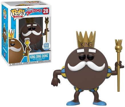 King Ding Dong #28 - Hostess Ding Dongs Funko Shop Exclusive