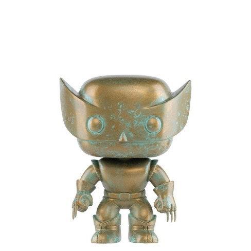 Wolverine #496 - Patina Target Exclusive