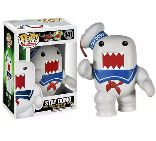 Stay Domo #141 - Ghostbusters Stay Puft (Vaulted)