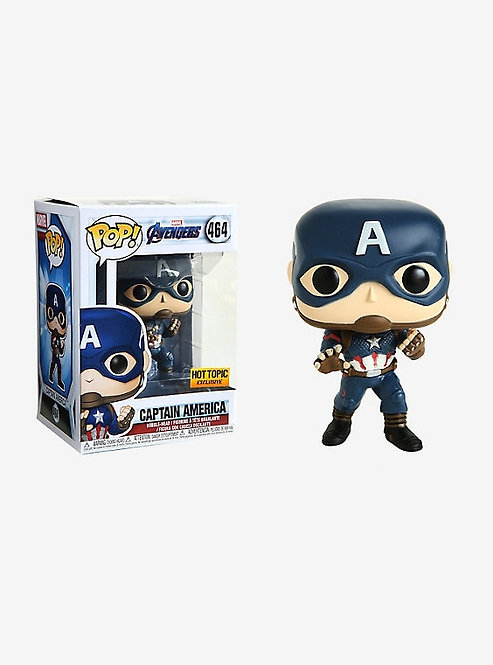 Captain America #464 Avengers Endgame - Hot Topic Exclusive