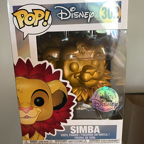 Simba Gold #302 - Disney Special Edition