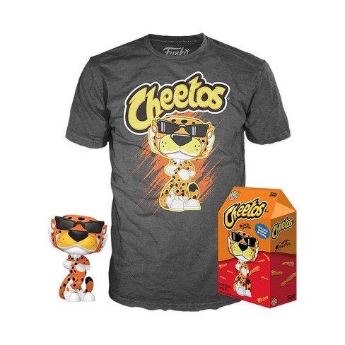 Cheetos Pop & T-Shirt Bundle Target Exclusive (GITD)