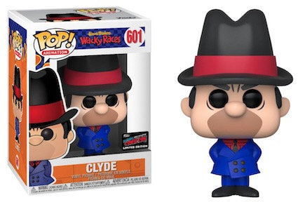 Clyde #601 - Wacky Races 2019 NYCC Exclusive