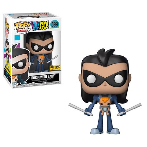 Robin with Baby #599 - Teen Titans Go! Hot Topic Exclusive
