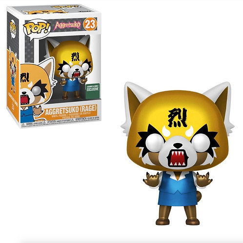Aggretsuko (Rage) #23 - Barnes and Noble Exclusive