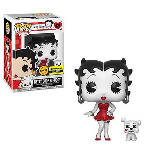 Betty Boop & Pudgy #421 CHASE - Entertainment Earth Exclusive