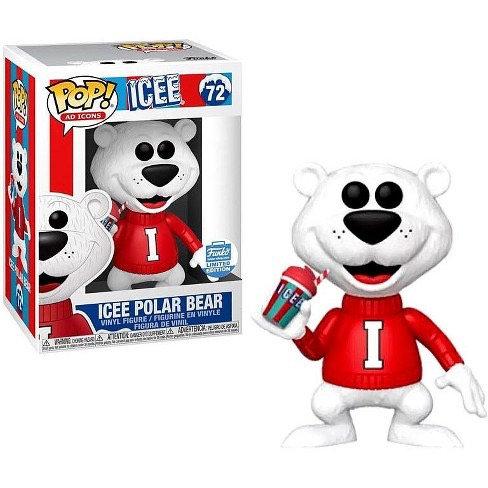 Icee Polar Bear #72 - Funko Shop Exclusive