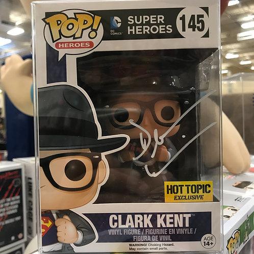 Clark Kent #145 - Superman Autographed by Dean Cain
