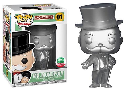Mr. Monopoly #01 Funko Shop Exclusive