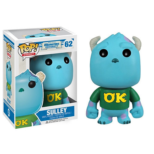 Sulley #62 - Disney's Monsters Inc