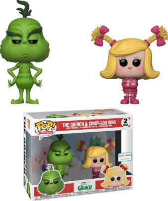 The Grinch & Cindy Lou Who Barnes & Noble Exclusive 2-Pack