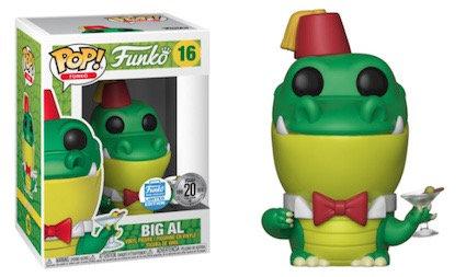 Big Al #16 - Funko Shop Exclusive