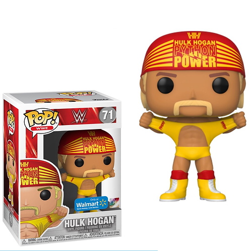 Hulk Hogan #71 - WWE Walmart Exclusive