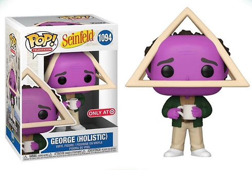 George (Holistic) #1094 - Seinfeld Target Exclusive