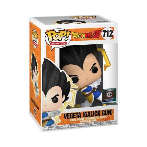 Vegeta (Galick Gun) #712 - Dragonball Z Chailce Collectibles Exclusive