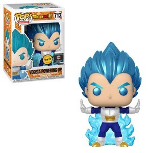 Vegeta Powering Up #713 - Dragon Ball Chalice Exclusive CHASE