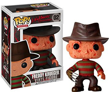 Freddy Krueger #02 Nightmare on Elm Street Pop!