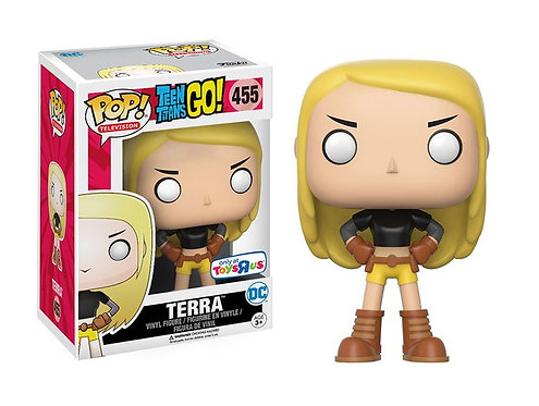Terra #455 - Teen Titans Go Toys R Us Exclusive