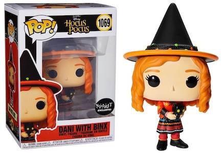 Dani with Binx #1069 - Disney's Hocus Pocus Spirit Halloween Exclusive