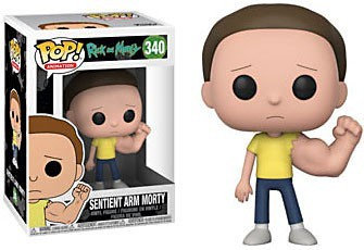 Rick & Morty - Sentient Arm Morty #340