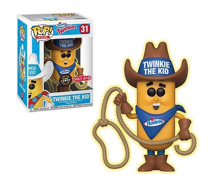Twinkie the Kid #31 - Hostess Twinkies Target Exclusives GITD CHASE