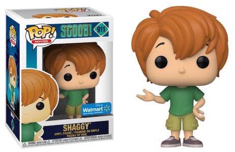 Shaggy #911 - Scooby Scoob Walmart Exclusive