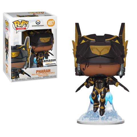 Pharah #497 - Overwatch Amazon Exclusive