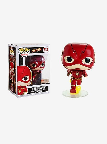 The Flash #713 - Box Lunch Exclusive