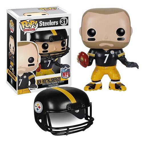Ben Roethlisberger #31 - Pittsburgh Steelers 7