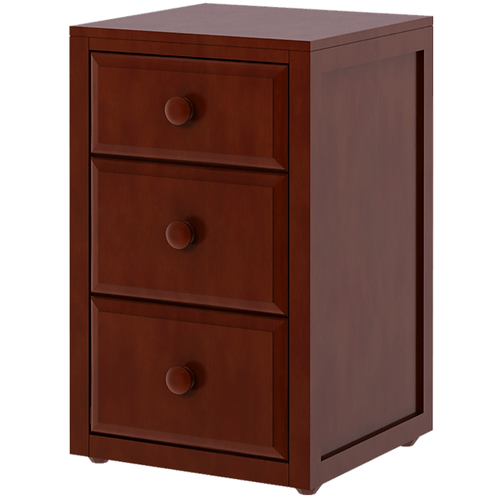 Maxtrix 3 Drawer Nightstand