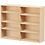 Thumbnail: Maxtrix 8 Shelf Bookcase