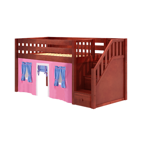 Maxtrix Playhouse High Loft with staircase
