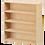Thumbnail: Maxtrix 4 Shelf Bookcase