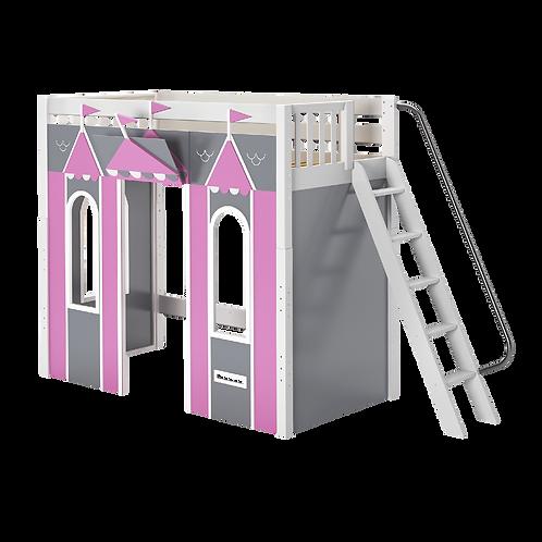 Maxtrix Playhouse Angle Loft with angle ladder