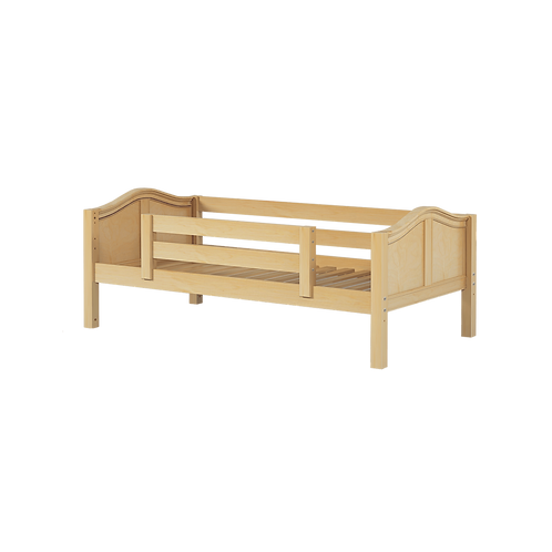 Maxtrix Twin Day bed with back & front guardrail
