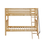 Thumbnail: Maxtrix Low Loft with angle ladder with 6 & 3 Drawer Dresser