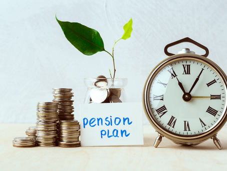 Have you left behind a pension at a previous job?