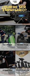 Oportunidad de negocio, lavado móvil de vehículos