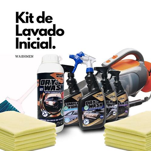 Kit de Lavado Inicial WASHMEN