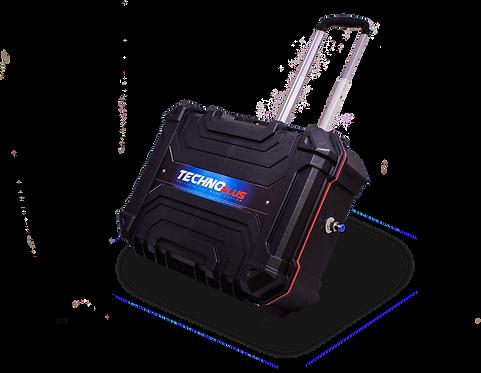 Techno Plus, equipo para lavado móvil