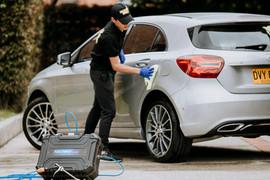 Lavado Movil de vehículos washmen