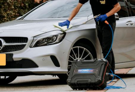 ¿Porqué tener una empresa de lavado móvil de vehículos?