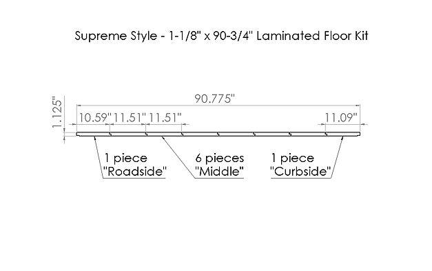 1-1-8 x 90-3-4 Supreme Laminated Kit .JP